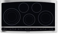 Electrolux cook top
