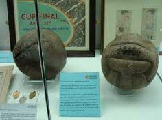 En fodbold fra VM 1930