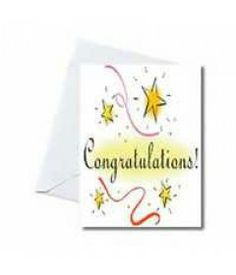 #Congratulations #greeting card