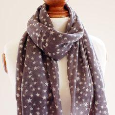 Grey Star Pure Wool Scarf