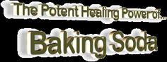 The Potent Healing Power of Baking Soda Baking Soda Benefits, Kombucha Tea, Natural Cold Remedies, Healing Power, Sodium Bicarbonate, Cancer Cure, Going Natural, Health Quotes, Natural Healing