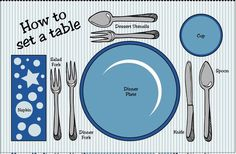 Childrens Ettiquette Placemat  Boy by AllThingsLaminated on Etsy, $12.00