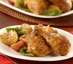 Italian Roasted Chicken and Potatoes | McCormick