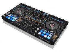 The Pioneer DDJ-RX and DDJ-RZ controllers swap Serato DJ for rekordbox Dj Equipment For Sale, Studio Equipment, Pioneer Ddj, Digital Dj, Serato Dj, Dj Disco, Old School House, Dj Gear, Usb