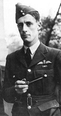 F/O Colin Falkland Gray(1914-95), DFC and bar, DSO. Born in Christchurch, NZ.Joined RAF in January, 1939. Flying from hornchurch, with 59 squadron, he destroyed a Me 109.Between july/August 1948 he destroyed 7 more Me 109's,and received a DFC.