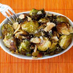 Roast Brussels Sprouts recipe | Epicurious.com