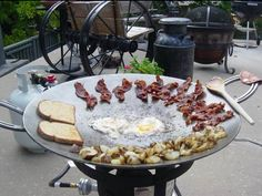plow disc cooker - Google Search