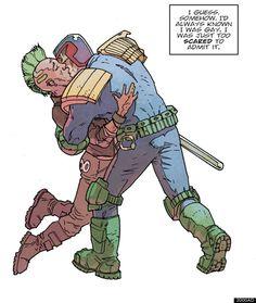 Dredd Gay!