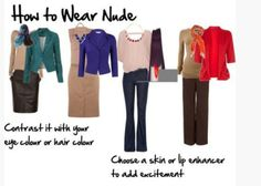 Nude is a colour that can be worn all year, here's some ideas on how to wear it this Holiday season <3 www.SecretFashionFixes.ie