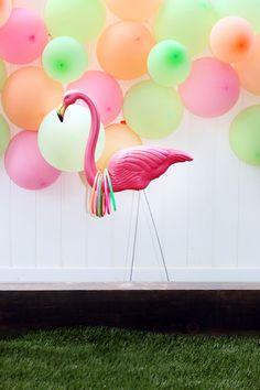 Flamingo Ring Toss!!