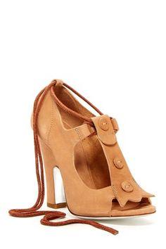 99d62827c0ecb Vivienne Westwood New Regent Peep Toe Heel