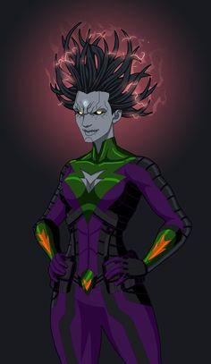 Trollgirl (Earth-27) by Roysovitch