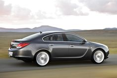 Opel Offering 2013 Insignia with LPG Drive System