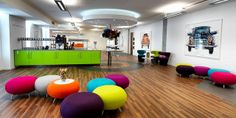 The Studio in The Hive Offices by The Hive: Creative Office Space, via Flickr