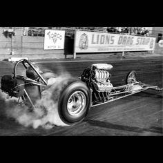 Vintage Drag Racing & Hot Rods — #hotrod #dragracing #vintagedragracing...
