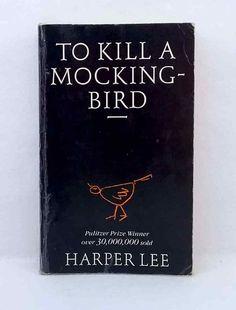 To Kill a Mockingbird by Harper Lee Pulitzer Prize Winning used paperback Sleepy Bear, Harper Lee, To Kill A Mockingbird, Win Prizes