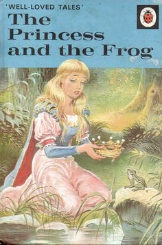 Buy The PRINCESS AND THE FROG a Ladybird Book from the Well Loved Tales Series 606d Matt Hardback 1975