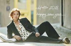 JKS  LINE LIVE update 2018. 01. 02