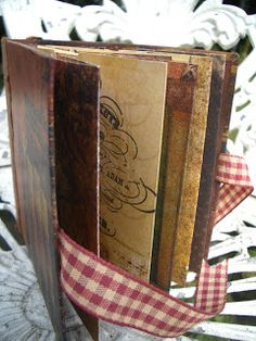 Words and Pictures: Birthday Album Featured Project from ABAC Challenge 1 Altered Books, Altered Art, 60th Birthday, Birthday Ideas, Twine, Paper Crafts, Stamp, Words, Albums