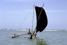 Catamaran du Sri Lanka