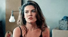 trying not to cry Danielle Campbelle, Danielle Campbell Gif, Teen Wolf, Try Not To Cry, Davina Claire, Female Actresses, Famous Girls, Face Claims, Woman Face