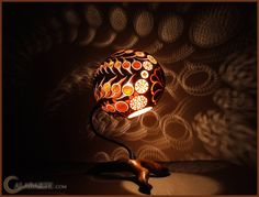 Table lamp XI – Evolution | Flickr - Photo Sharing!