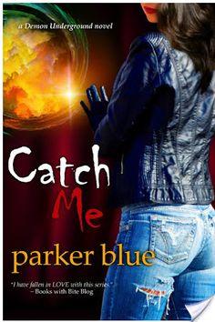 Catch Me – Parker Blue - http://booksinbrogan.salris.com/catch-me-parker-blue/