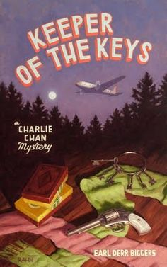 charlie chan book covers - Google Search