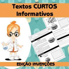 Código 527 Textos Curtos Informativos - Edição Invenções