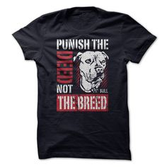 Punish The Breed Not The Deed...Click here to see --->>> www.sunfrogshirts.com/Pets/PIT-BULL--misunderstood-ladies.html?3618&PinDNs