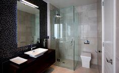 Frameless Corner Shower Frameless Shower, Bathroom Lighting, Bathtub, Showers, Mirror, Modern, House, Screens, Furniture