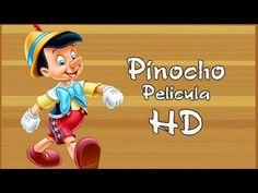 Cuentos infantiles: Pinocho - pelicula dibujos HD Castellano