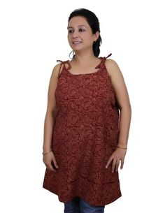 Spaghetti Strap Tank Tops for Women in Block Print Handloom Woven Cotton (L/38) ShalinIndia http://www.amazon.in/dp/B00LGQSP40/ref=cm_sw_r_pi_dp_7b10tb0JDZHYMRJK