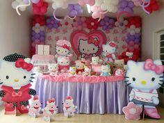 Hello Kitty - Muita Festa Decorações