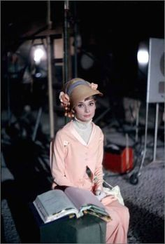 My Fair Lady ...The first Audrey Hepburn movie I ever saw...and fell in love with...