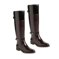 The Indecisive Girl's Guide To Fall Footwear   The Zoe Report The Riding Boots Earo Boot, Enzo Angiolini $200