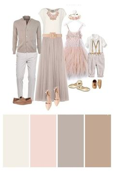 Outdoor Family Pictures, Spring Family Pictures, Family Pictures What To Wear, Beach Family Photos, Outfits For Family Pictures, Holiday Pictures, Neutral Family Photos, Family Portraits What To Wear, Matching Family Outfits