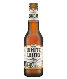 Shiner White Wing Bottle