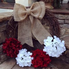 Classic Christmas Wreath from Francie Beth Boutique   Square Market