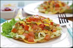 Father's Day Recipes, Marinated Pork Tenderloin, Cheeseburger Tostadas | Hungry Girl
