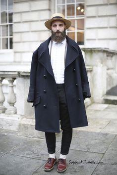 David Vasquez   Sophie Mhabille The Style Takes The Street #9 http://losperrosnobailan.blogspot.com/2014/09/the-style-takes-street-9.html?spref=tw #fashion #streetstyle #style
