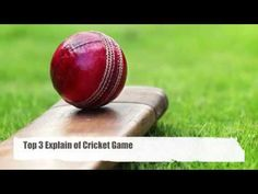 Top 3 Explain of Cricket Game  www.top3what.com  Cricket is a hot topic this week, but how exactly to play Cricket ? The how-to is important for you to understand why the ball tampering is critical to the game. The cheating is a big news and all the cricket fans are into it. Not a cricket fan, no problem, let's have a look at 3 top videos showing you how to play the Cricket game.
