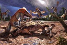 Love in the Time of Chasmosaurs: The Paleoart of Julius Csotonyi. Great review. I want this book!