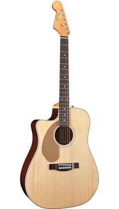 Fender Sonoran SCE Upgraded Natural Left Handed
