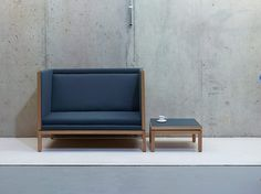 Michael Anastassiades Debuts Sofa For SCP's 30th Anniversary | Rochester Two Seat Sofa By Michael Anastassiades For SCP #design