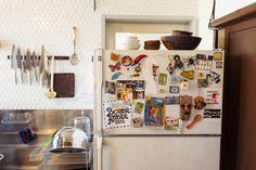 Kurumi Arimoto – Chef, Cooking and Food Expert and Kazuaki Komiya – Interior Designer at Home « the selby