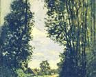 Road to the Saint-Simeon Farm - Claude Monet - Pining The Saint, Claude Monet, Famous Gardens, Painting Quotes, Art Database, Water Lilies, Poppies, Abstract Art, Fashion Magazines