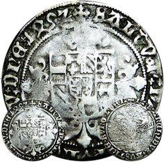 Scarce Fully Dated 1492 PHILIPS DE SCHONE DOUBLE Silver VUURIJZER Gelderland KD2