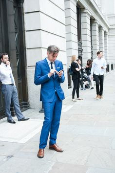 LONDON COLLECTIONS:MEN | STREET STYLE DAY 2
