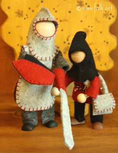 Knight and Squire Tutorial - Part 1 - Getting Started | Wee Folk Art